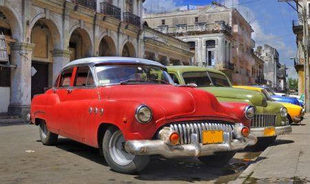 Llego la recarga a Cuba