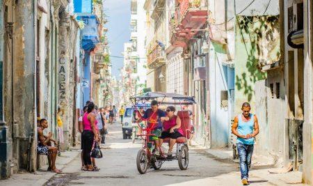 Llegó la recarga a Cuba
