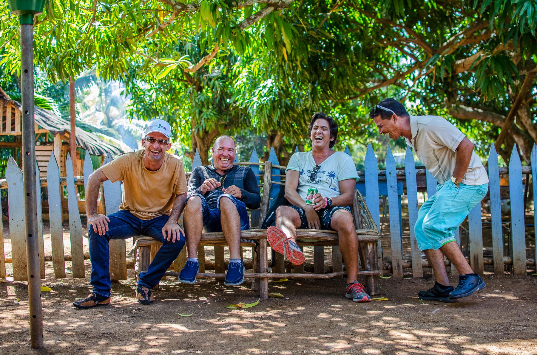Fiesta Cubaine chez Sandy, Holguin, Cuba