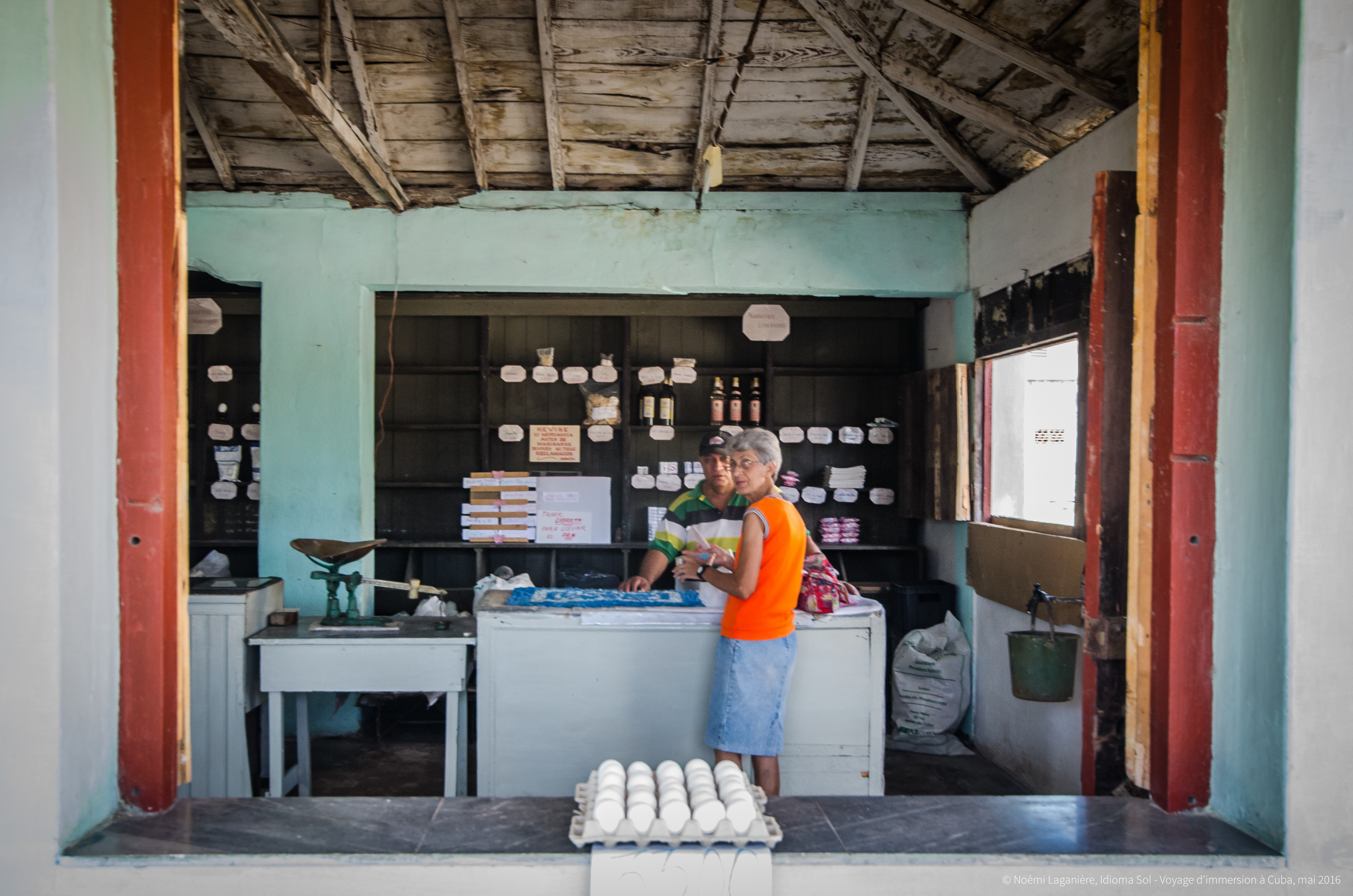 Idioma Sol - Voyage d'immersion, Santa-Cruz del Norte, Cuba, Mai 2016