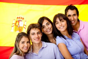 Learning Spanish as a foreign language